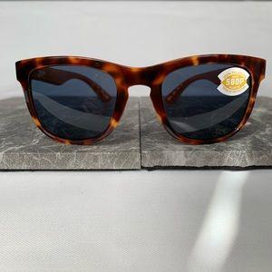 COSTA Women's Copra Polarized Sunglasses NWT